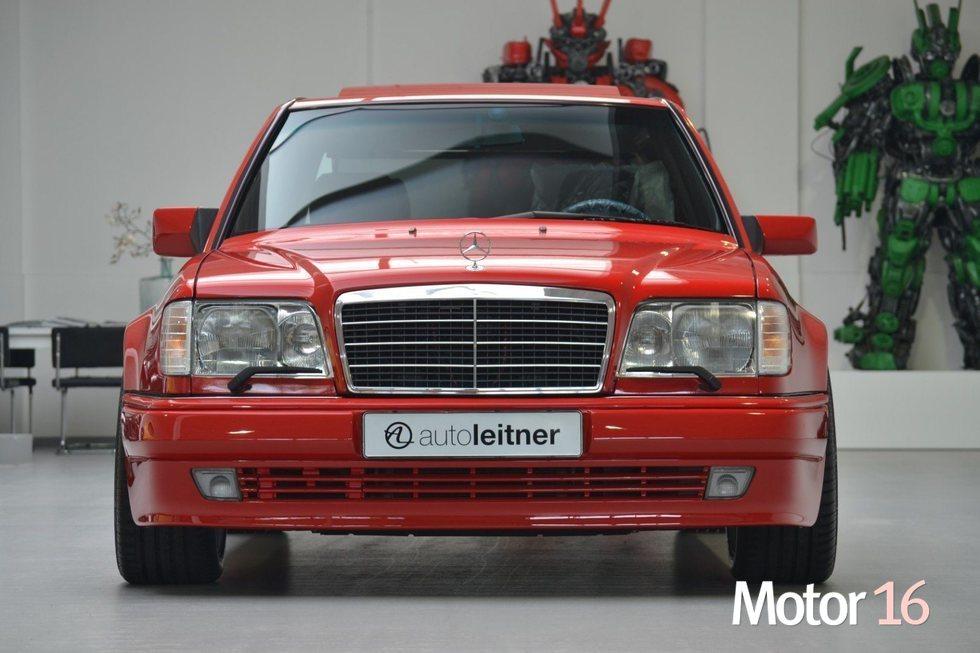 Mercedes-Benz E60 AMG 1995. Imágenes detalles exterior